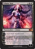 Magic the Gathering 2011 Single Liliana Vess UNPLAYED (NM/MT)