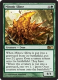 Magic the Gathering 2011 Single Mitotic Slime - NEAR MINT (NM)