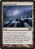 Magic the Gathering 2011 Single Mystifying Maze - NEAR MINT (NM)