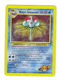Pokemon Gym Heroes Single Misty's Tentacruel 10/132