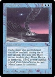 Magic the Gathering Dark Single Mana Vortex UNPLAYED (NM/MT)