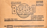 1988 Donruss Baseball Rack Case
