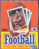 1988 Topps Football Wax 20-Box Case