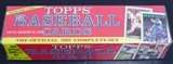 1988 Topps Baseball Factory Set (Christmas Set)