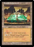 Magic the Gathering Onslaught Single Riptide Laboratory FOIL