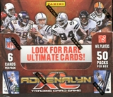 2010 Panini Adrenalyn XL Football Booster Box