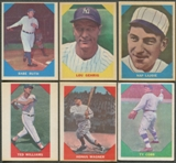1960 Fleer Baseball Complete Set (EX-MT+)