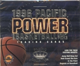 1996/97 Pacific Power Prism Draft Picks Basketball Hobby Box