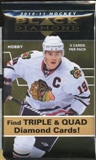 2010/11 Upper Deck Black Diamond Hockey Hobby Pack