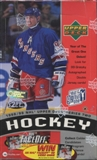 1998/99 Upper Deck Series 2 Hockey Retail Box