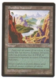 Magic the Gathering Visions Single Undiscovered Paradise (Italian) UNPLAYED (NM-MT)