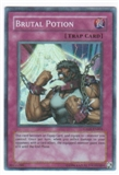 Yu-Gi-Oh Promo Single Brutal Potion Super Rare (GX05-EN003)