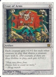Magic the Gathering 8th Edition Single Coat of Arms UNPLAYED (NM/MT)