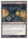 Magic the Gathering 8th Edition Single Underworld Dreams UNPLAYED (NM/MT)