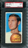 1970/71 Topps Basketball #160 Jerry West PSA 7 (NM) *9273
