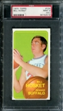 1970/71 Topps Basketball #104 Bill Hosket PSA 9 (MINT) (OC) *2519