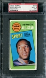1970/71 Topps Basketball #113 Elgin Baylor All Star PSA 9 (MINT) (OC) *2596