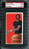 1970/71 Topps Basketball #130 Connie Hawkins PSA 9 (MINT) (OC) *2634