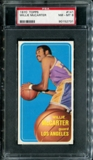 1970/71 Topps Basketball #141 Willie McCarter PSA 8 (NM-MT) *2731