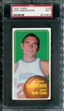 1970/71 Topps Basketball #135 Dave DeBusschere PSA 7 (NM) *2875