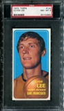 1970/71 Topps Basketball #144 Clyde Lee PSA 8 (NM-MT) *2882