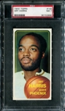 1970/71 Topps Basketball #149 Art Harris PSA 7 (NM) *2888
