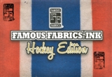 2010/11 Famous Fabrics Ink - Hockey Edition Hobby Box