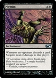 Magic the Gathering 2010 Single Megrim 4x lot - NEAR MINT (NM)