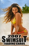 2007 SI Swimsuit Trading Cards Box