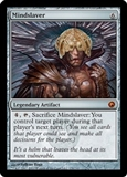 Magic the Gathering Scars of Mirrodin Single Mindslaver FOIL