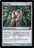 Magic the Gathering Scars of Mirrodin Single Mox Opal UNPLAYED (NM/MT)