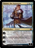 Magic the Gathering Scars of Mirrodin Single Venser, the Sojourner FOIL