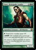 Magic the Gathering Scars of Mirrodin Single Ezuri, Renegade Leader UNPLAYED (NM/MT)