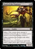 Magic the Gathering Scars of Mirrodin Single Hand of the Praetors - NEAR MINT (NM)