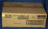 1990 Donruss Baseball Rack 72 Pack Case