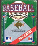 1990 Upper Deck Hi # Baseball Factory Set