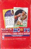 1990/91 Hoops Series 2 Basketball Wax Box