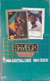 1990/91 Skybox Series 2 Basketball Wax Box