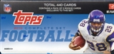 2010 Topps Factory Set Football Retail (Box)