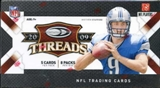 2009 Donruss Threads Football 8-Pack Box