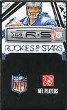 2009 Donruss Rookies & Stars Football 36-Pack Box