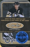 2009/10 Upper Deck O-Pee-Chee Hockey Hobby Tin (Box)