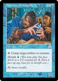Magic the Gathering Onslaught Single Aphetto Alchemist FOIL