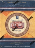2010 Panini Americana Century Collection Hobby Box