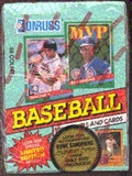 1991 Donruss Series 2 Baseball Wax Box