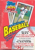 1991 O-Pee-Chee Baseball Wax Box