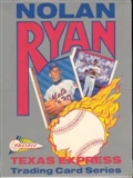 1991 Pacific Nolan Ryan Baseball Wax Box