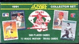 1991 Score Baseball Factory Set