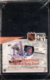 1991/92 Pro Set English Series 1 Hockey Box