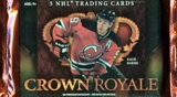 2010/11 Panini Crown Royale Hockey Hobby Pack